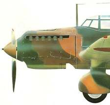 IMPERIAL JAPANESE ARMY AIR FORCE AIRCRAFT Vintage KOKU FAN ILLUSTRATED No. 4