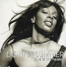 ★☆★ CD SINGLE Donna SUMMER	Love is the Healer 3-track CARDSLEEVE NEW SEALED  ★☆★