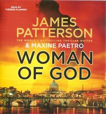 James Patterson & Maxine Paetro - Woman of God (8 CD A/B 2016) FREE UK P&P