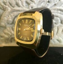 BULOVA COLLECTORS RARE1974 MANS AUTOMATIC WINDING SWISS MADE N4 VINTAGE WATCH
