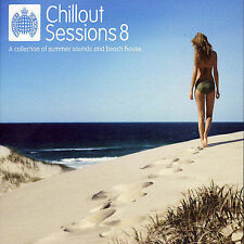 "MINISTRY OF SOUND ""THE CHILLOUT SESSIONS 8"" (2005) - 2 x CD - RARE/MINT"