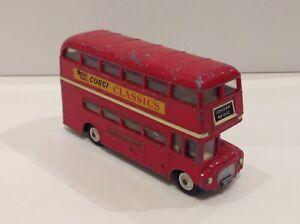 Corgi no 468 - London Routemaster Bus - CORGI TOYS livery.
