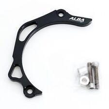 HONDA  TRX450R TRX 450R   Case Saver  04-05 Billet Aluminum    Black  217-T6-B