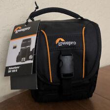 NEW Lowepro Adventura SH 120 II DSLR Camera Mavic Mini Bag Case Tote Travel Blck