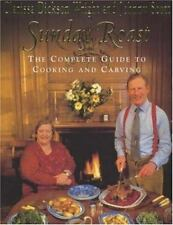 Sunday Roast: The Complete Guide to Cooking and Carving-ExLibrary