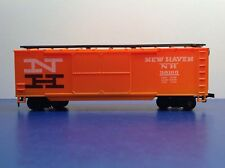 "HO Scale "" New Haven Railroad"" NH 36100 Freight Train Box Car / 40 Footer"
