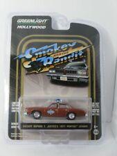 Greenlight 1:64 Smokey and The Bandit - Sheriff Pontiac Lemans 1977 Brand new