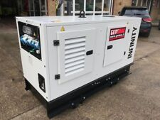 NEW 18 kVA Genmac Infinity RG20PS With Perkins Engine, 1 Phase
