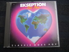 CD  EKSEPTION  Peace Planet  Neuwertige CD  16 Tracks  Made in Germany