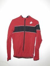 Red Hincapie SMS Power Long Sleeve Cycling Jersey Size M Mens Medium