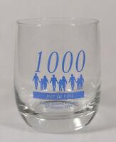 PRL) PARMA BICCHIERI 1000 PER LA VITA VETRO COLLEZIONE 1991 GLASSES COLLECTION