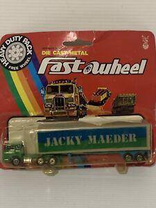 YATMING FASTWHEEL TRUCK JACKY MAERDER MADE IN HONG KONG.