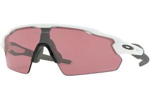 Oakley Radar Sunglasses EV PITCH Polished White Frames,Prizm Lens - Cool shades!