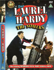 Laurel and Hardy: The Soilers DVD