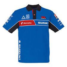 Motorrad Suzuki  Bennetts BSB British Superbike Polo Shirt Gr. XXXL