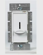 New!! LUTRON Skylark White Slide Dimmer FAN CONTROL 120 Volt 1.5 Amp SFSQ-FH-WH