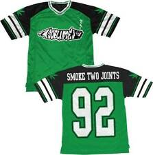 Brand New Men's Sublime Smoke Two Joints V-Neck Football Style Jersey Xl