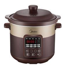 Midea 4L Electric Slow Cooker stew Porridge Soup Cooker stew cooker 美的电炖锅 2017新品