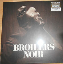 BROILERS - NOIR VINYL LP + CD LIMITIERT UND NUMMERIERT AUF 5000 STÜCK + KT CD