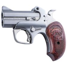 Bond Arms Brown Bear Extended Rosewood Grips