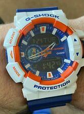 "CASIO ""GA-400CS"" G-shock RARE SUPERBE gshock ga400"