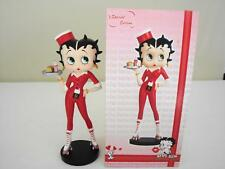 """NEW - Rare 2002 Betty Boop Special Edition Figurine ROLLERSKATE WAITRESS - 12"""""""