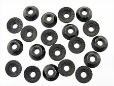 Ford Truck Flange Nuts- M6-1.0mm Thread- 10mm Hex- 16mm Flange- Qty.20- #193
