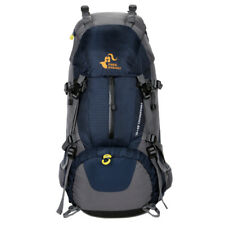 Men Women 50L Sport Travel Hiking Backpack Day Pack Camping Rucksack Waterproof