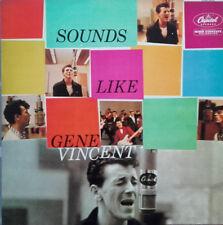 GENE VINCENT Sounds Like Gene Vincent CAPITOL RECORDS Sealed Vinyl Record LP