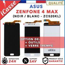 ECRAN LCD POUR ASUS ZENFONE 4 MAX ZC520KL X00HD NOIR OU BLANC + OUTILS + COLLE