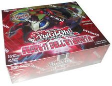 YUGIOH: BOX 24 BUSTINE I SEGRETI DELL'ETERNITA' in ITALIANO