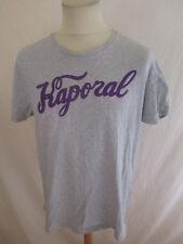 T-shirt Kaporal 5 Gris Taille XXL à - 50%