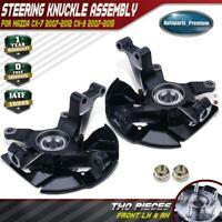 2PCS Wheel Bearing & Hub Assembly for Mazda CX-7 CX-9 Front Driver & Passenger