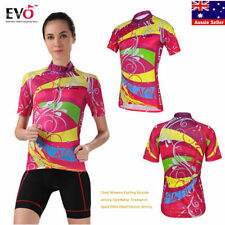 Women's Short Sleeve Cycling Jersey & Pant/Short Sets