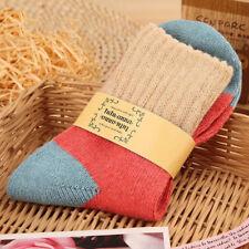 Women Socks Winter Warm Thicken Socks Wool Home Snow Boots Cotton Fashion