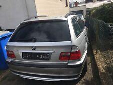 BMW 318D E46 TOURING AHK OHNE MINDESTPREIS