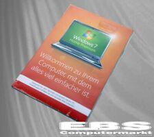 Windows-7 Home Premium 64Bit DVD-CD Betriebssystem Org. Ohne Key Medion Neu