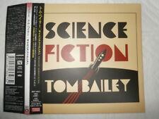 Tom Bailey Science Fiction [+3] Japan CD HYCA-3073 W/Obi