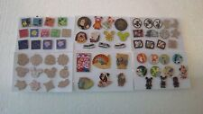 *~* DISNEY 66 ASSORTED PINS STAR WARS CRUELLA DWARFS CHASERS FIGMENT HM PLUS *~*