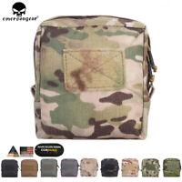 Emerson Tactical MOLLE Utility Admin Pouch Rescue Tool Storage Dump Bag Fit Vest