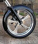 "RWD Fender 50149 - Front to suit Breakout FXSB 49mm 21"" x 5.5"" running 130 tyre"
