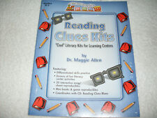 paperback:Reading-Cool Literacy Kits for Learning Centers Dr. Maggie Allen+songs