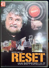 Beppe Grillo, Reset (DVD), 2007