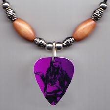 Miley Cyrus Hannah Montana Photo Guitar Pick Necklace #3