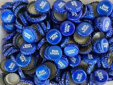 500 ((Bud Light)) Beer Bottle Caps NO DENTS Beer Bottle Caps Free Shipping
