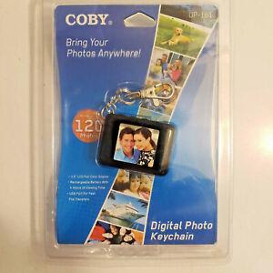 Coby Digital Photo Keychain DP-161 Holds 120 Photos 1.5 LCD Display NIB
