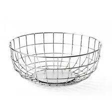 Menu Norm Wire Fruit Bowl - Chrome