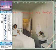 JENNIFER WARNES-SHOT THROUGH THE HEART-JAPAN CD Ltd/Ed B63
