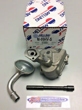 Big Block Pump For Small Block Chevy Engine High Volume Oil Pump Melling M99HV-S