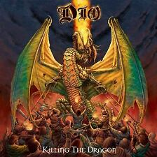 DIO - Killing The Dragon Vinyl LP Cover Sticker or Magnet